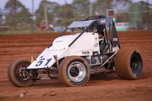 Dean Thomas. - Image courtesy of Valvoline Raceway.
