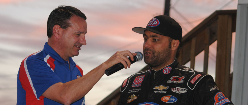 Donny Schatz Top Story