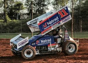 Trevor Green. - Image courtesy of Sydney Speedway