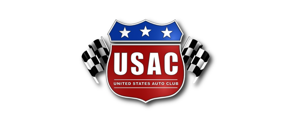 USAC United States Auto Club Top Story Logo