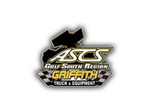 ASCS American Sprint Car SEries Gulf South RegionTop Story Logo 2015