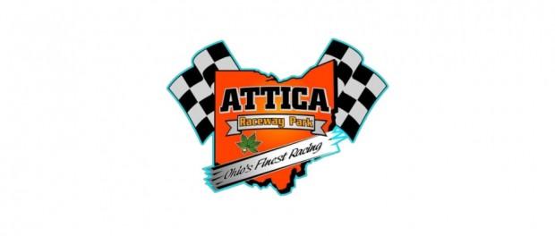 Attica Raceway Park Top Story Logo