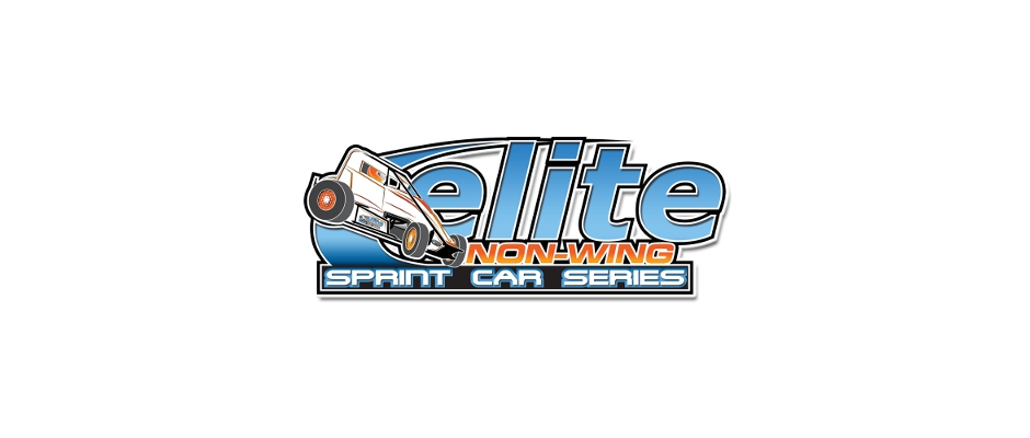 elite non-wing sprint car series logo top story