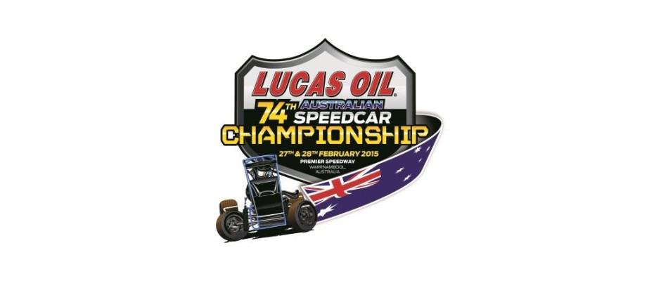 2015 Australian Speedcar Title Top Story