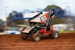 Sam Walsh. - Image courtesy of Sydney Speedway