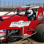 Stephen Limon. - Image courtesy of Perris Auto Speedway