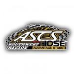 ASCS American Sprint Car Series Southwest Region Top Story Logo