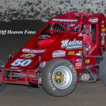 Mike Spencer. 2nd in USAC/CRA Point Standings. (Steve Lafond / Tear-Off Heaven Fotos)