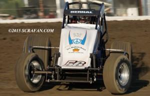 Ryan Bernal.  (Lance Jennings Photo)
