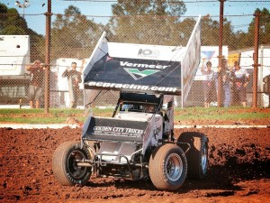 Robbie Farr. (Image courtesy of Valvoline Raceway)