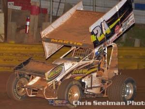 Danny Martin, Jr. (Chris Seelman Photo)