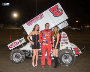 Colby Copeland. (Image courtesy of Silver Dollar Speedway)