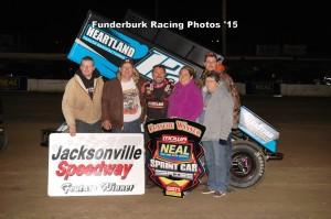 Jerrod Hull. (Funderburk Racing Photo)