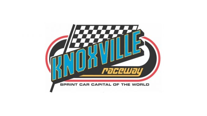 Knoxville Raceway Top Story Logo