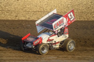 Paul Nienhiser will be racing closer to home at Jacksonville (Rob Kocak Photo)