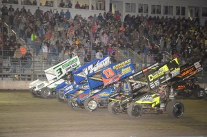 The FVP National Sprint League visits Saint Francois County Raceway Thursday (Rob Kocak Photo)
