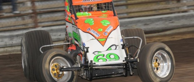 Brady Bacon (Bill Miller Photo)