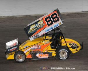 Jimmy McCune. (Bill Miller Photo)