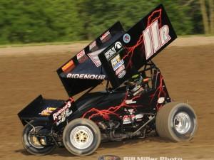Chase Ridenour. (Bill Miller Photo)