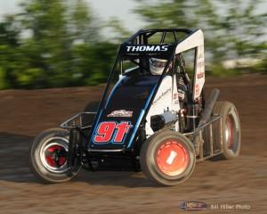 Tyler Thomas. (Bill Miller Photo)