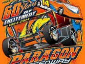 Paragon Speedway Logo