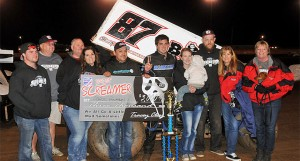 Aaron Reutzel Lonnie Wheatley photo