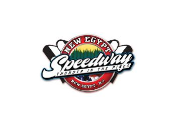 New Egypt Speedway Logo
