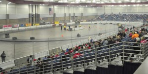 After picture of the Memorial Coliseum Expo Center. (Rumble Series Photo)