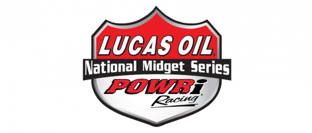 POWRi National midget Car Series Logo Top Story