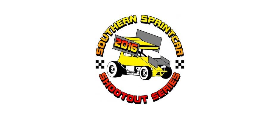 Southern Sprintcar Shootout Logo Top Story