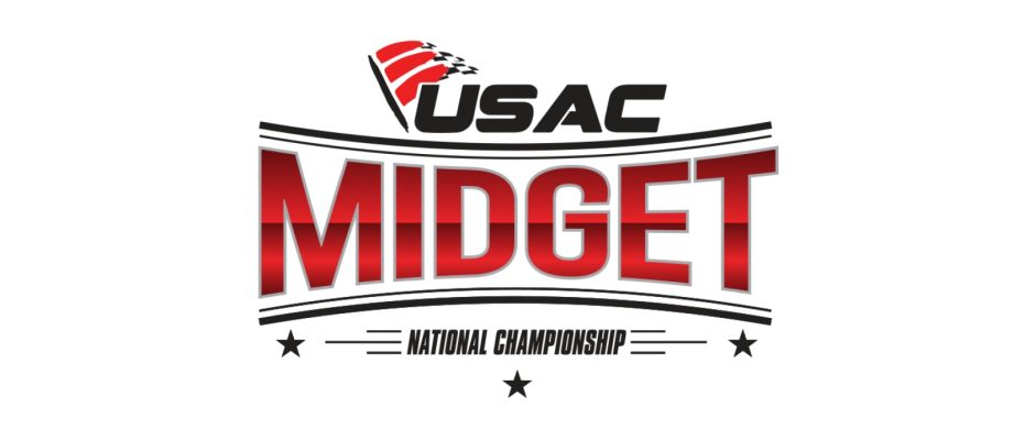 USAC United States Auto Club National Midget Car Logo Top Story