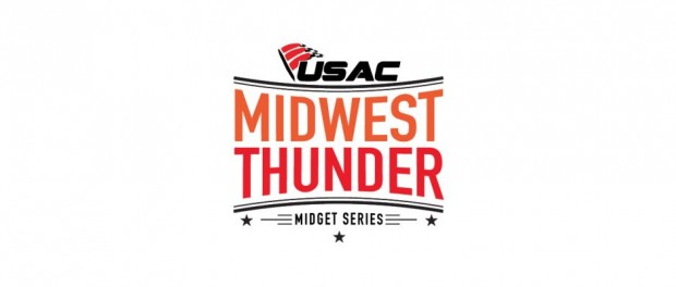 USAC Midwest Thunder Midget Series