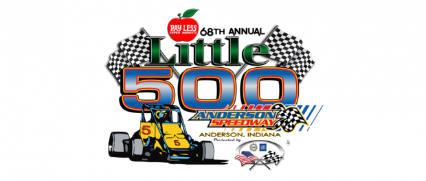 2016 Little 500 Anderson Speedway Top Story Logo