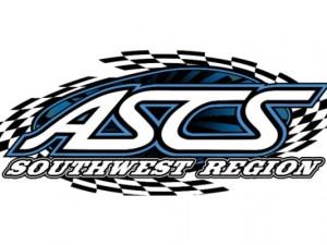 ASCS American Sprint Car Series Southwest Region 2016