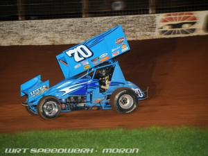Danny Holtgraver in action at 2015 World Finals.  (WRT Speedwerx)