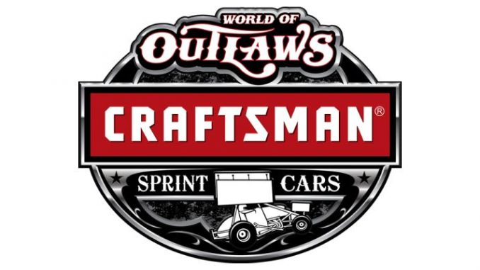World of Outlaws WoO Logo 2016 Top Story
