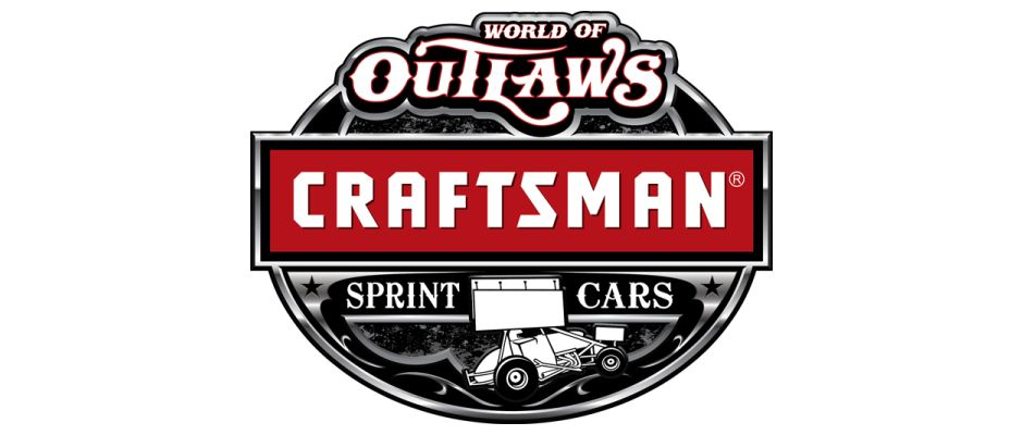 World of Outlaws WoO Logo 2016