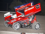 Wayne Johnson (2C) and Kyle Bellm (14K) (Serena Dalhamer photo)