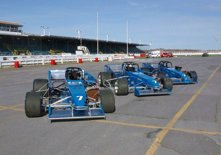 Nicotra Racing Aiming For 7th Oswego Supermodified Title