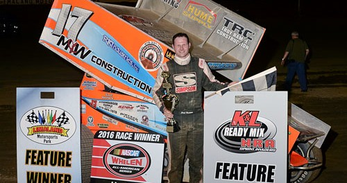 Jared Horstman. (Mike Campbell Photo)