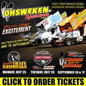 Ohsweken Speedway 2