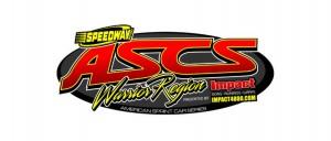 2016 ASCS American Sprint Car Series Warrior Region Top Story Logo