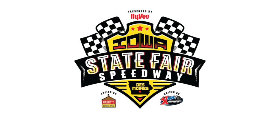 Iowa State Fair Speedway Logo Top Story 2016