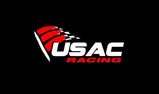 2016 USAC United States Auto Club Logo Top Story Logo Top Story