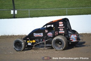 Kevin Thomas, Jr. (Bob Buffenbarger Photo)