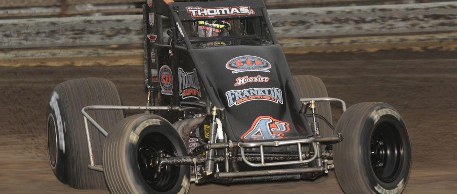 Kevin Thomas, Jr. (Bill Miller Photo)