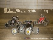Billy Cribbs (16C), Kevin Thomas Jr (4J), and Chad Boespflug (41F) (Serena Dalhamer photo)