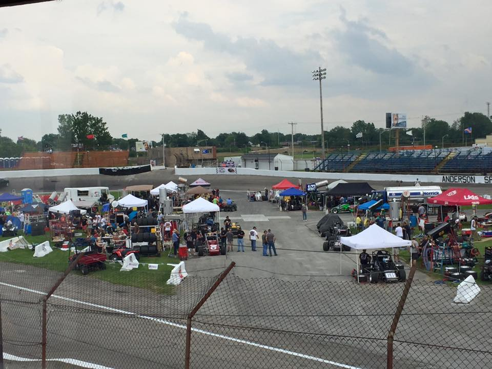 From Anderson Speedway