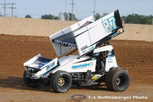 Aaron Reutzel. (T.J. Buffenbarger Photo)