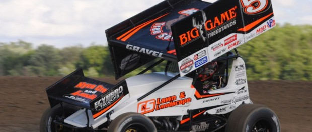 David Gravel. (T.J. Buffenbarger Photo)